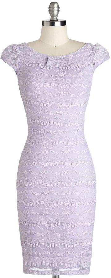Modcloth Lovely as Lavender Dress ($50)