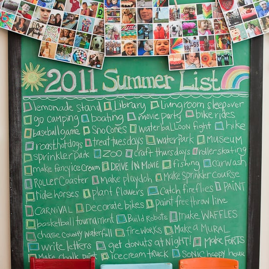 Summer Bucket Lists For Families
