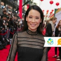 How Lucy Liu picked baby Rockwell's name
