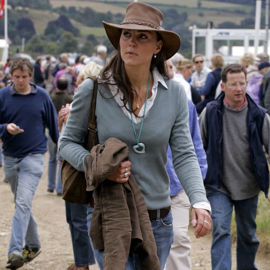 Duchess of Cambridge's 10-Year-Old Penelope Chilvers Boots
