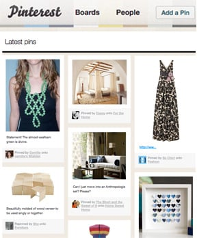 Make a Virtual Inspiration Board With Pinterest