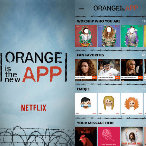 Orange Is the New Black App