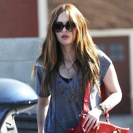 Megan Fox Runs Errands After Giving Birth | Pictures