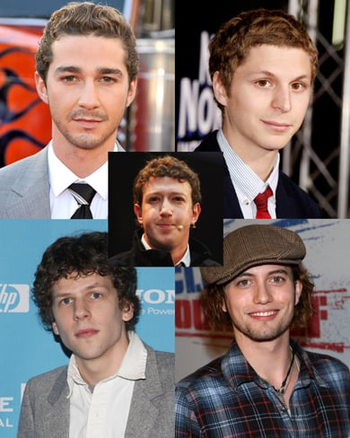 Shia LaBeouf and Michael Cera Both Considered to Play Mark Zuckerberg in Aaron Sorkin's Facebook Movie