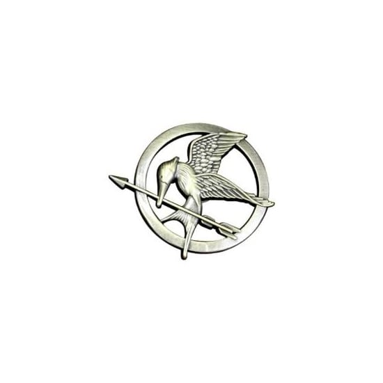 Mockingjay Pin, approx $21