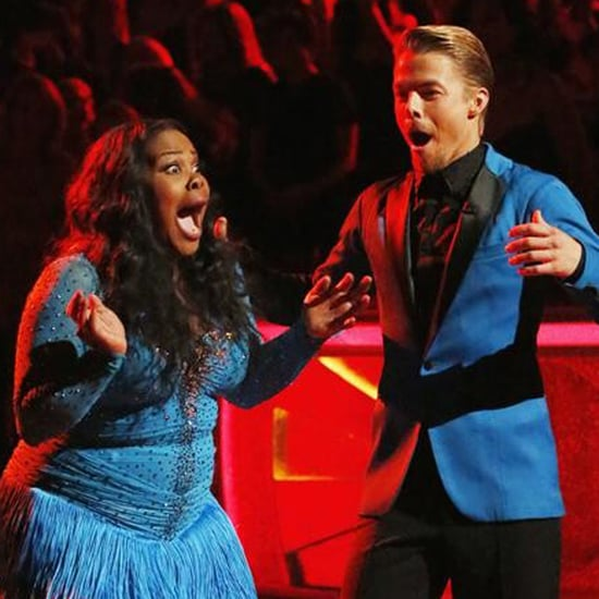 Amber Riley Wins Dancing With the Stars Season 17