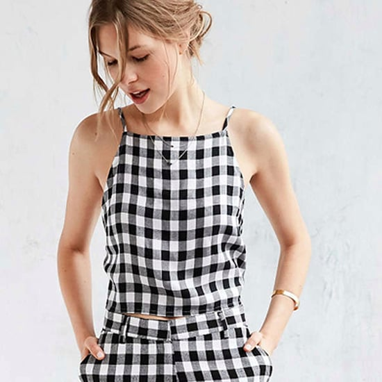 Spring Print Trends Gingham