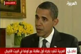 First Interview: Obama Tells Arab World US Wants to Be Friends