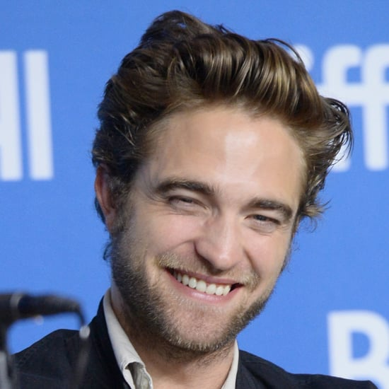 Photos of Robert Pattinson Smiling