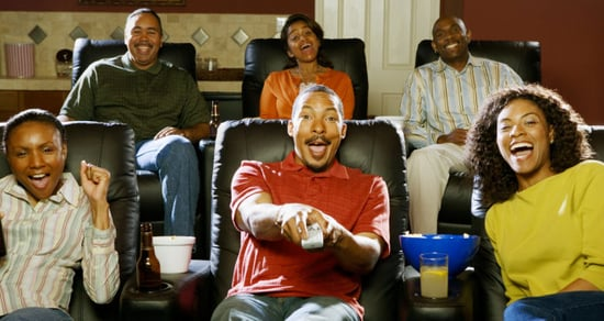 5 Ways to Turn Your Living Room Into a Home Movie Theater