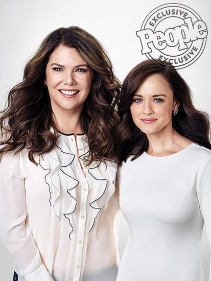 Gilmore Girls Stars Lauren Graham and Alexis Bledel Haven't Aged a Day - Here's Why