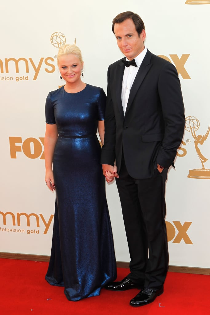 Amy Poehler and Will Arnett, 2011
