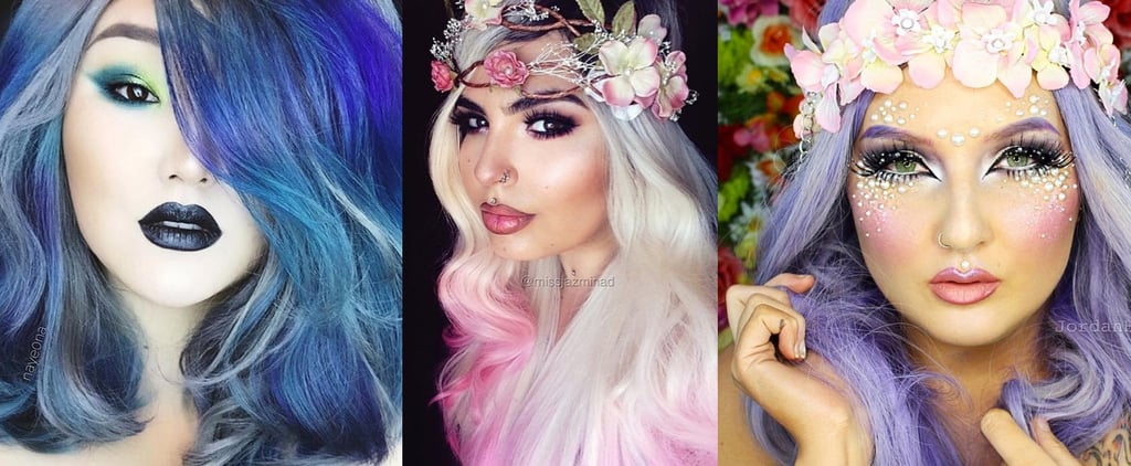 Get Rainbow Hair Without Ever Touching the Bleach