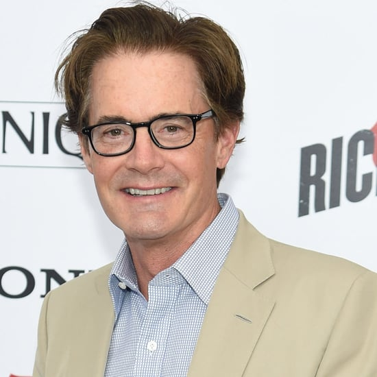 Kyle MacLachlan and Kaitlyn Dias Interview About Inside Out