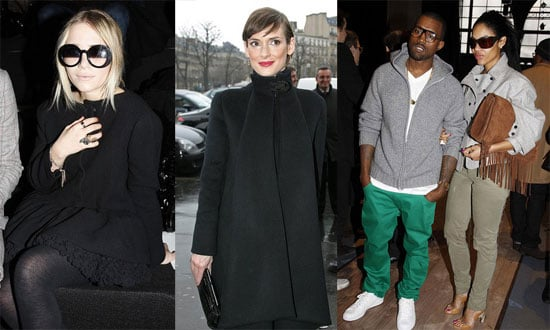 City of Lights, Love and Star Studded Fashion Week