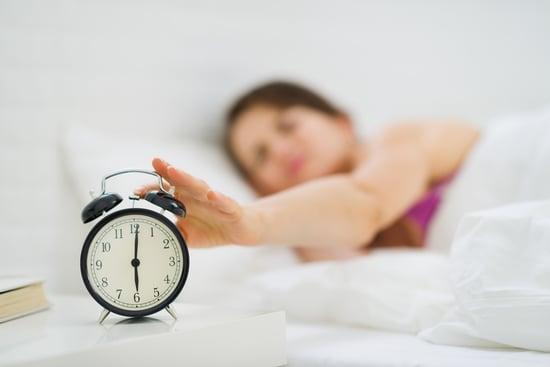 Wake Up an Hour Earlier