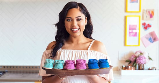 Ayesha Curry Launches Colorful Shoe Collection With Freshly Picked: See the Photos!