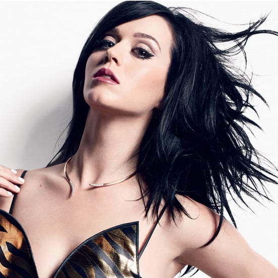 Katy Perry Interview With Marie Claire January 2013
