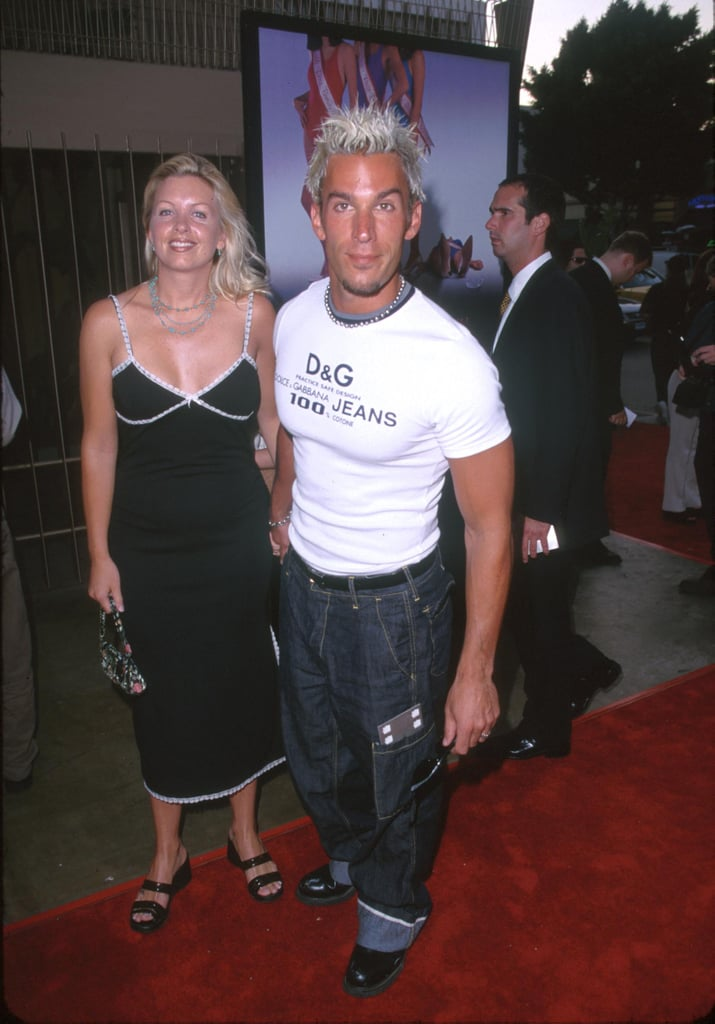 Dan Cortese Was There, Complete With Blond Hair