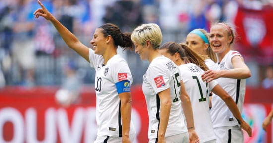 The U.S. Women's National Soccer Team Is Gearing Up for a Strike