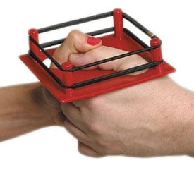 Junior Jetset: Thumb Wrestling Ring
