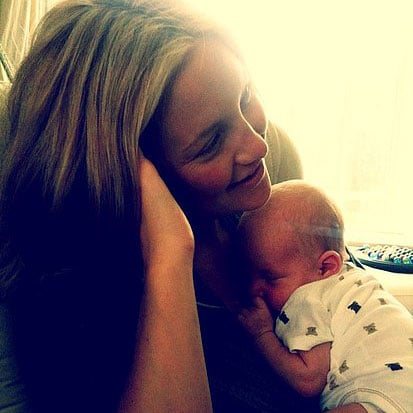 New Celebrity Mom Pictures