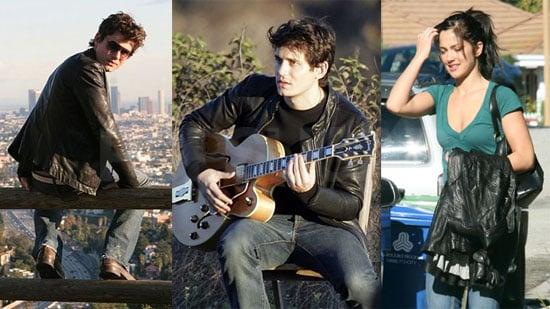 John Mayer and His Guitar Contemplate LA