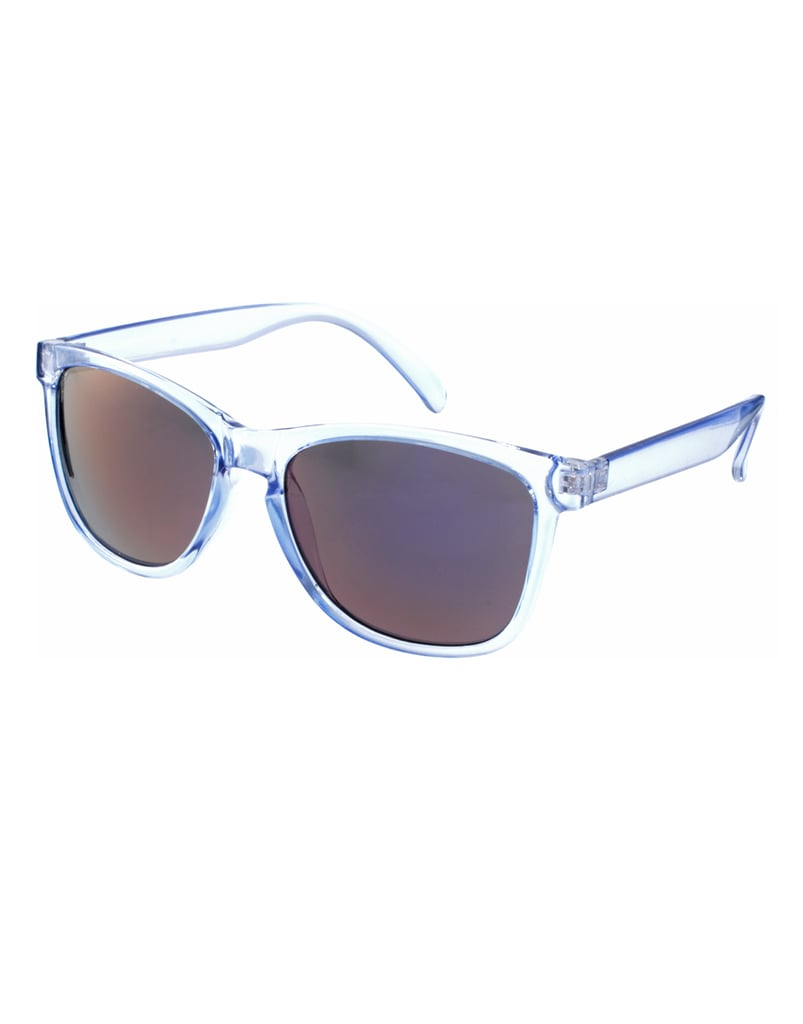 Right now, clear anything feels chic. Play with the trend with this Jeepers Peepers pair ($31).