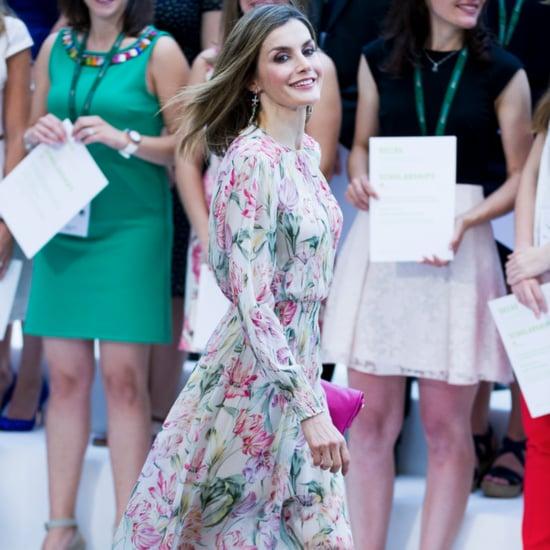 Queen Letizia's Favorite Fashion Brands