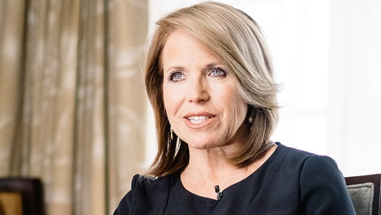 Katie Couric Has Learned to Love Her Cellulite