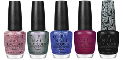Katy Perry Nail Polish Collection With OPI