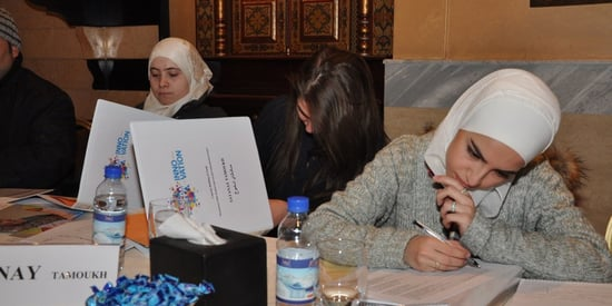 How A Young Syrian Woman Built An Award-Winning Learning App