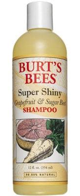Reader Review of the Day: Burt's Bees Super Shiny Grapefruit and Sugar Beet Shampoo