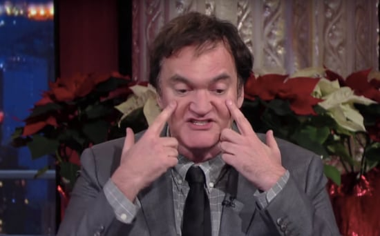 FROM EW: Quentin Tarantino Cried While Watching Ghosts of Girlfriends Past