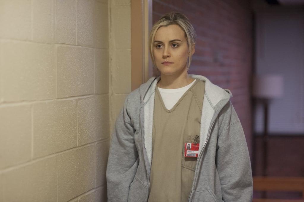 Piper isn't looking too hot. Source: Netflix