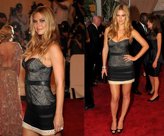 Bar Refaeli at 2010 Met's Costume Institute Gala