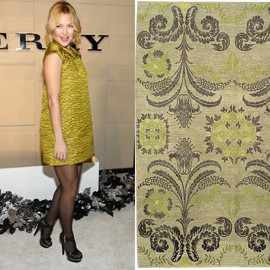 Inspired: Kate Hudson at Beverly Hills Burberry Opening