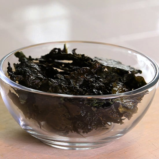 Baked Kale Chip Recipe