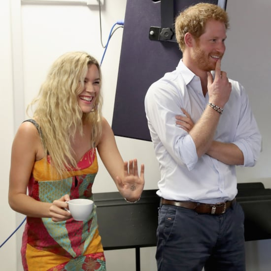 Prince Harry and Joss Stone With Children's Choir June 2016