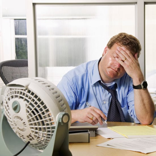 How to Stay Cool at Work