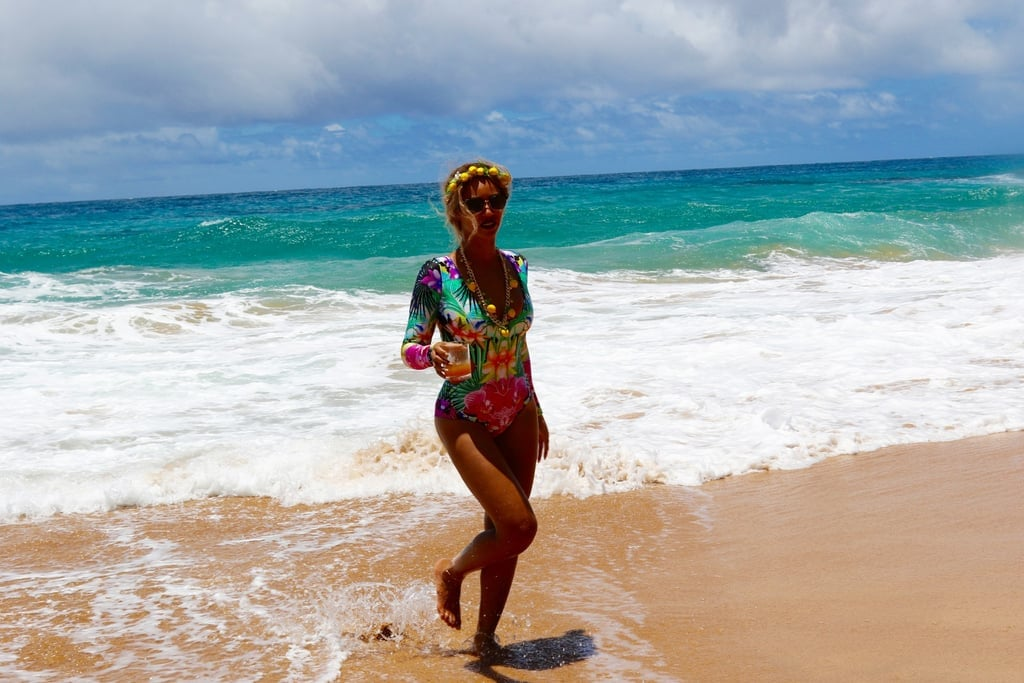 In June 2016, Beyoncé escaped to Hawaii for a romantic vacation with husband Jay Z.