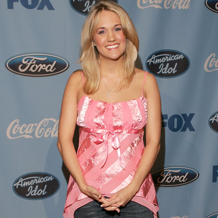 Carrie Underwood-American Idol Audition - YouTube