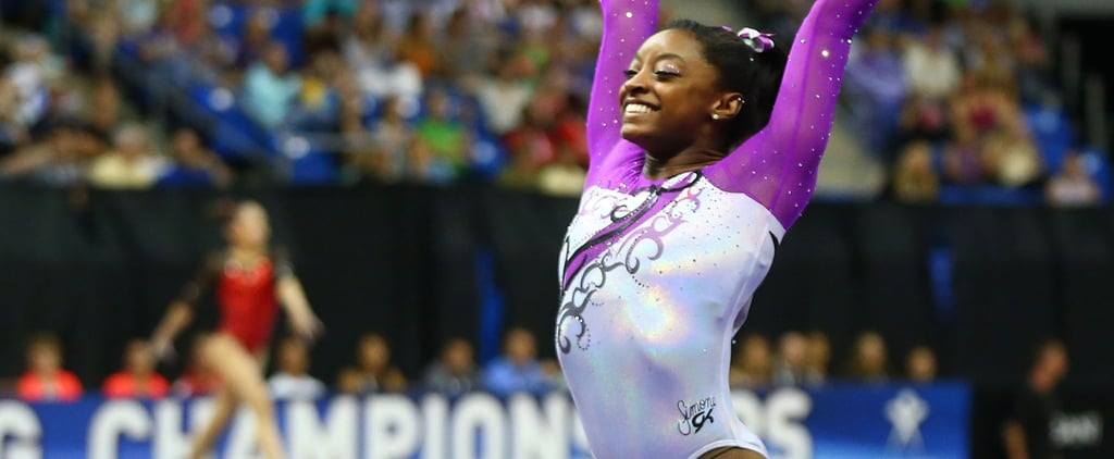 This Gymnast's Incredible Floor Routine Will Make Your Jaw Drop