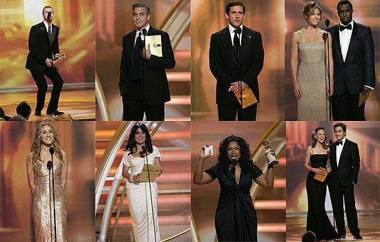 The Golden Globe Awards: They Exist, Too