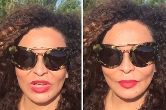 Tina Knowles Lawson Is Now Officially The Queen Of Dirty Jokes