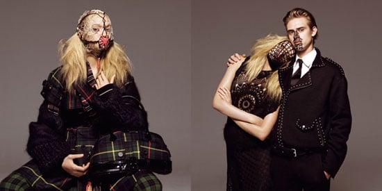 Fab Ad: Jean Paul Gaultier Fall/Winter 2007