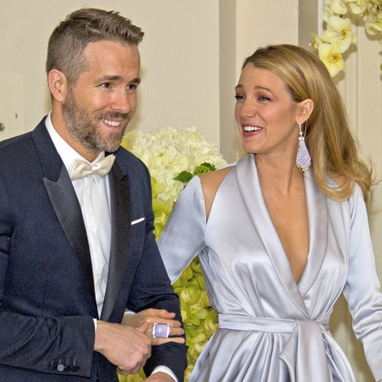 Ryan Reynolds's Blake Lively Sex Quote MTV Movie Awards 2016