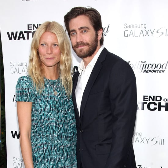 Gwyneth Paltrow and Jake Gyllenhaal Pictures in the Hamptons