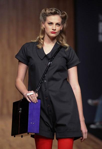 Mexico Fashion Week: Paola Hernandez Fall 2009