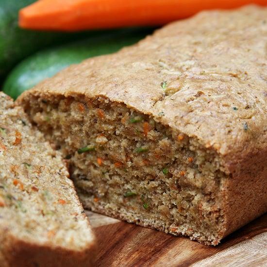 Recipe For Carrot Zucchini Bread
